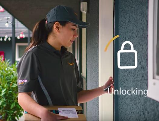Amazon Key, l'e-commerce porta i pacchi nel salotto di casa