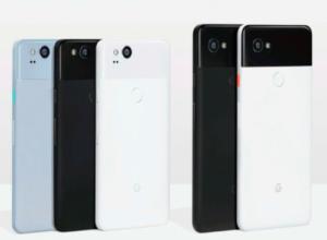 Google Pixel 2 e Pixel 2 XL, gli smartphone con l'AI