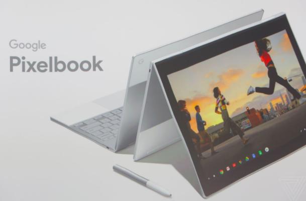 L'ibrido Google Pixelbook con Chrome OS
