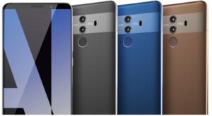 Huawei Mate 10, lo smartphone AI che riconosce ciò che inquadra