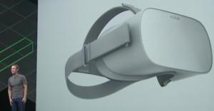 Oculus Go: il visore per la VR di Facebook diventa mobile (senza cavi)