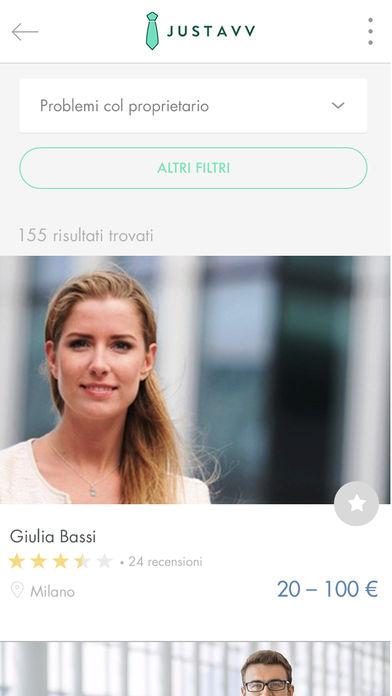 JustAvv.it lancia le sue app: per trovare l'avvocato giusto via smartphone