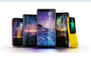 Nokia 8 Sirocco e banana-phone a Mwc 2018