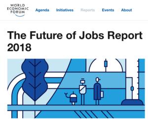 Il futuro del lavoro secondo il WEF svela l'impatto crescente dell'AI nel mercato del lavoro
