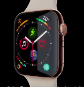 Apple svela i nuovi iPhone e Apple Watch serie 4
