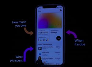 Debutta il nuovo servizio di Apple Card