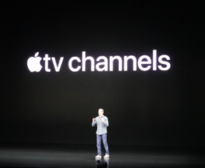 Nasce Apple Tv Channels, lo streaming tv che sfida Netflix e Amazon Prime Video