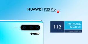 Le 4 fotocamere sono il fiore all'occhiello di Huawei P30 Pro