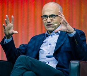 Satya Nadella, Ceo di Microsoft, l'artefice della rinascita del colosso di Redmond nell'era cloud