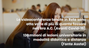 DIDATTICA ANTIVIRALE: La Didattica a distanza (DAD) all'evento Virtuali & Virtuosi dell'ABA di Catanzaro