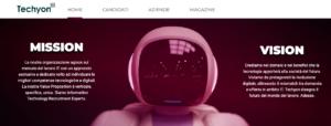 Techyon è una paperless company, a vocazione meritocratica e a trazione femminile